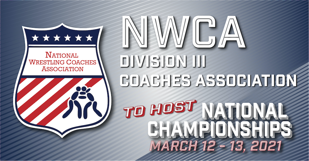 NWCA Division III Coaches Association to host National Championships March  12-13. | NWCA